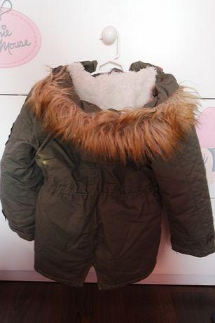kurtka zimowa roz:116