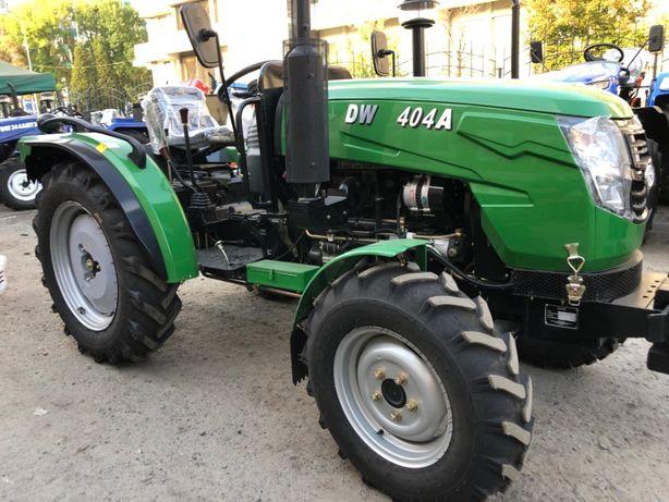 Производительный мини трактор DW 404 А! Доставка бесплатно,Гарантия