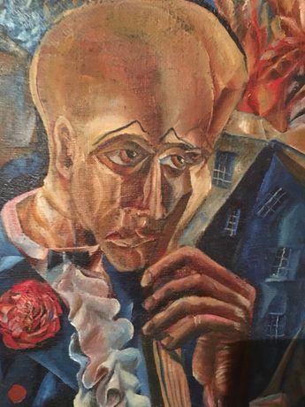 Продам картину Азарова Д.Е( художник,масло на холсте)