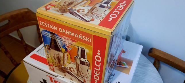 Zestaw barmański