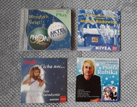 Płyta CD Kolędy różne / zestaw 4 sztuki