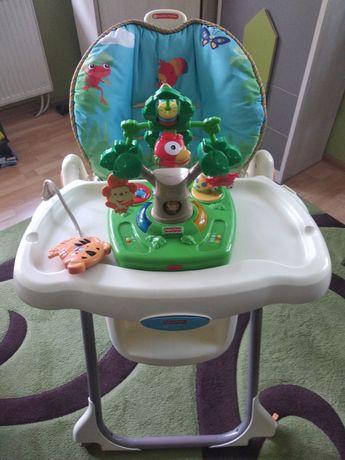 Krzesełko do karmienia Fischer Price