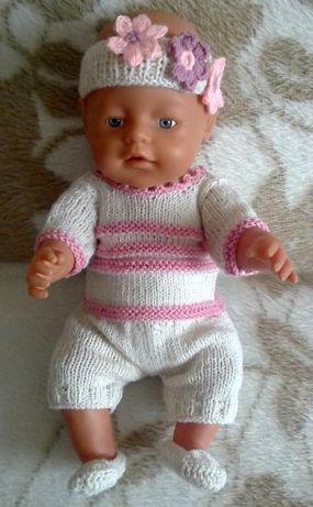 Одежда для куклы Baby Born и её аналогов ручной работы