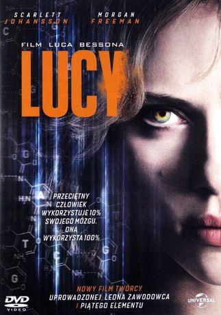 Lucy DVD nowa w folii