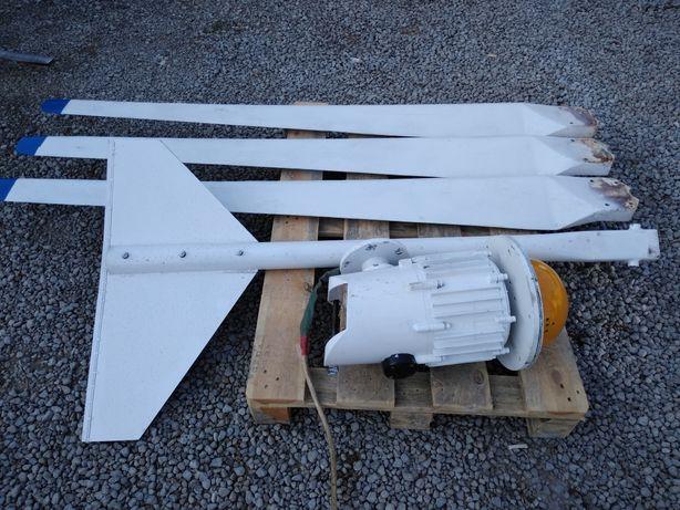 Elektrownia wiatrowa 2KW 48V