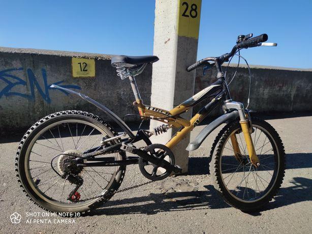 Продам детский горный велосипед Avanti tiger.Новая камера и покрышка