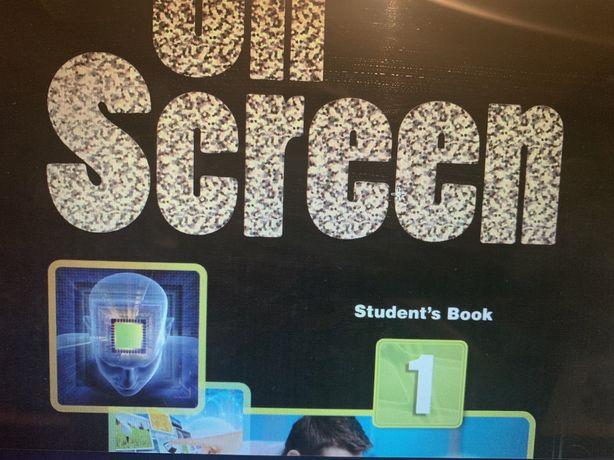 On Screen 1 pdf., Student's Book, WorkBook+Gr