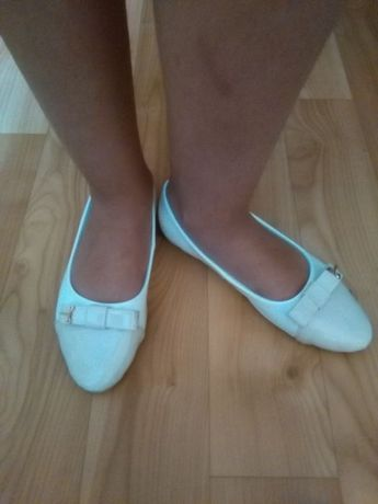 Туфли-балетки на девочку