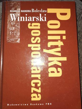 Polityka gospodarcza Bolesław Winiarskiego