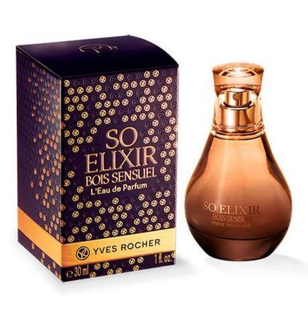 Парфумована вода Yves Rocher So Elixir Bois Sensuel 50 мл