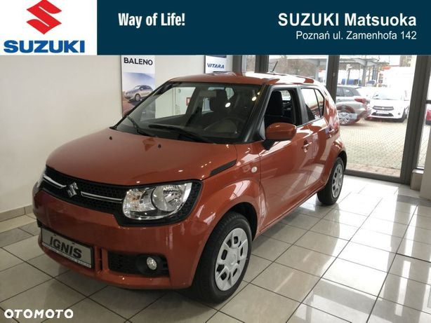 Suzuki Ignis 1.2 DualJet Comfort (rocznik 2019) Zakup auta bez...