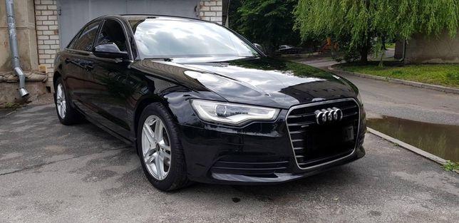 Audi a6 2012 год