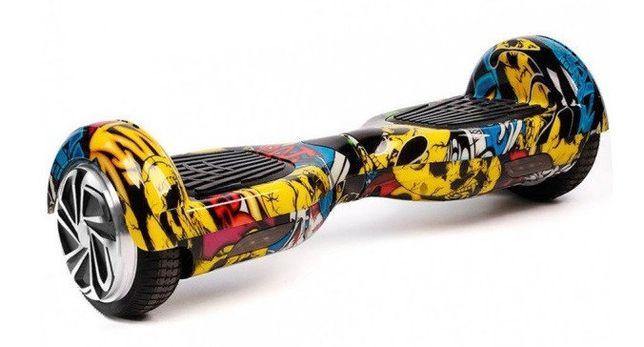 Гироборд 6,5 дюймов Smart Balance цвет Хип хоп гироскутер