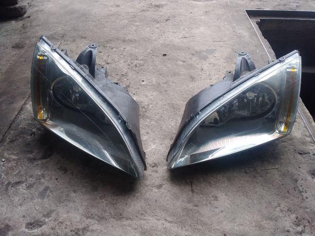 2x Lampy przód Ford Focus Mk2 ANGLIK
