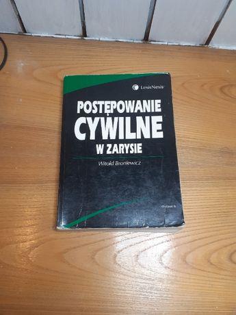 Postępowanie cywilne w zarysie - Witold Broniewicz - LexisNexis
