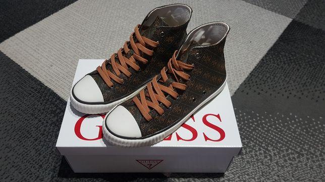 Trampki za kostke, sneakersy Guess. Nowe , roz.39