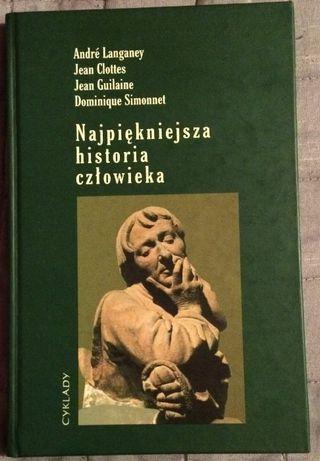 Książka Najpiękniejsza historia człowieka Langaney Andre