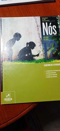 Caderno de Atividades Nós Psicologia B(12ºano)