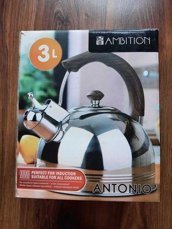 Czajnik Ambition Antonio 3L