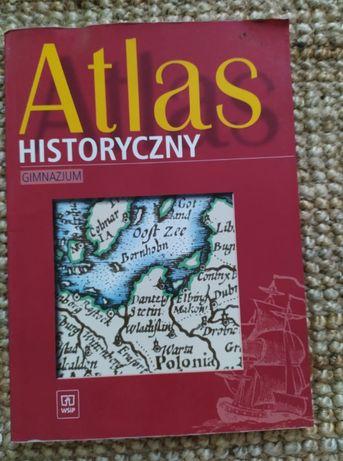 Atlas historyczny gimnazjum wyd WSiP
