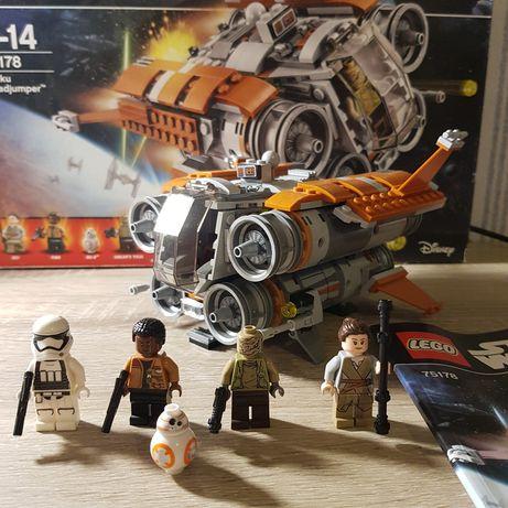 LEGO Star Wars 75178 Jakku Quadjumper оригинал