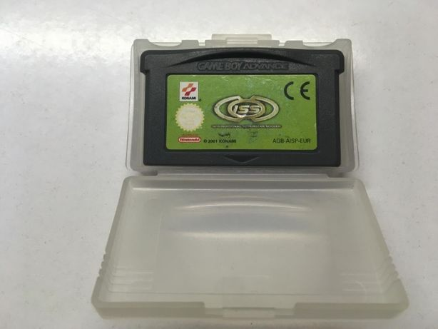 Jogo Gameboy: International Superstar Soccer (ISS)