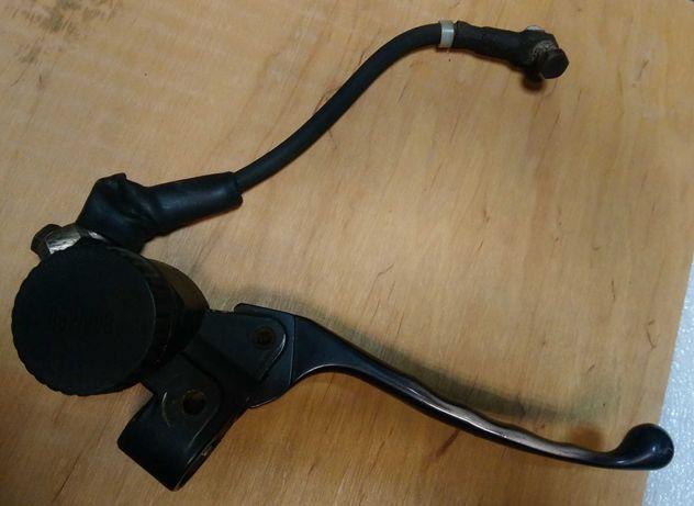 Moto Guzzi V35 II Imola -pompa hamulcowa z dźwignią