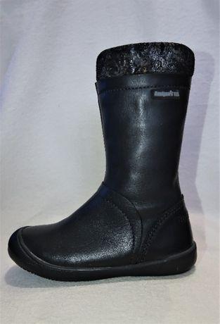 Сапожки зимние натуральная кожа \ Зимові чобітки 25 р