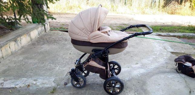 wózek 3w1 vegas i zippy lux