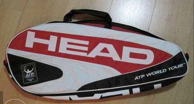 Saco raquete ténis Head