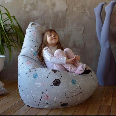 Кресло мешок, Груша, Пуф, Мяч,Бескаркасная мебель, Доставка Днепр