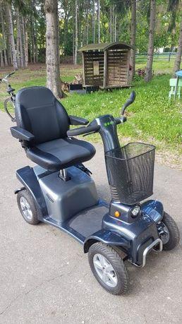 Skuter inwalidzki Life & Mobility Mezzo 4