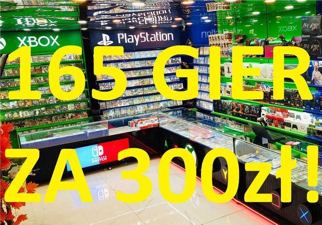 165 Tytułów Fifa21 Minecraft UFC 4 Call Mdr Konsola PS 4 Pro 5 Gra Gry