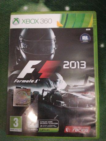 F1 2013 pl dubbing xbox 360
