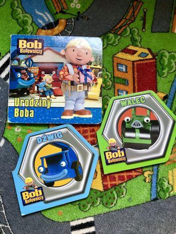 Książeczki Bob Budowniczy