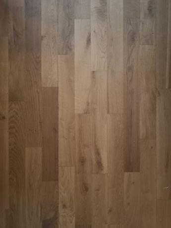 Podłogi drewniane. Lite drewno. Wiąz, Dąb, Jesion. Producent