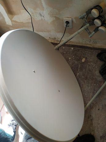 Супутникова, саталітарна антена