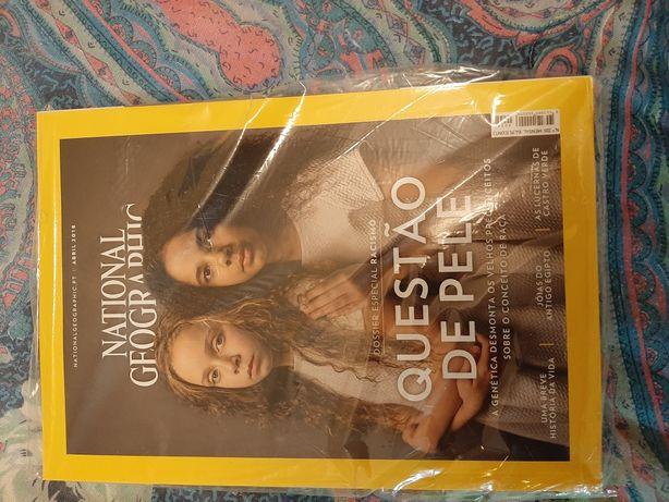 Revistas National Geographic de 2008 e de  16'-20'