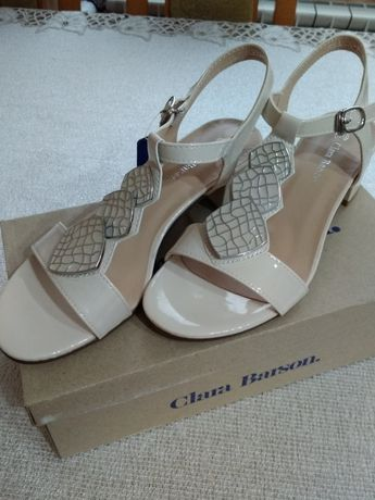 Sandałki Clara Barson