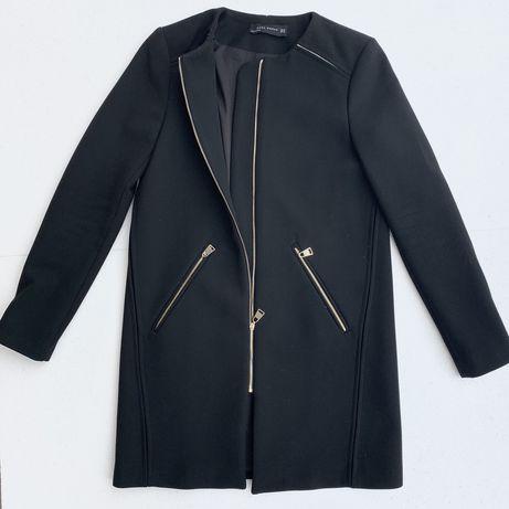 Осеннее пальто Zara Women дорогая линейка XS