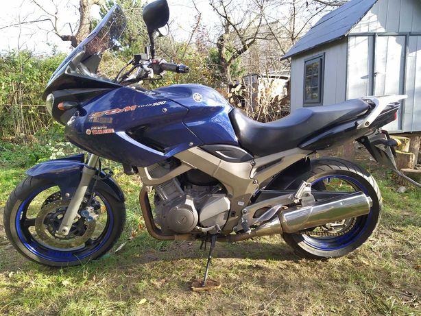 Yamaha TDM 900 stan bdb do jazdy bez inwestycji