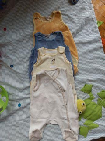 Śpioszki niemowlęce r. 50