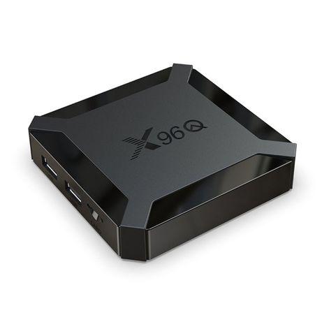 СМАРТ ТВ приставка X96Q на Android 10.0 Allwinner H313
