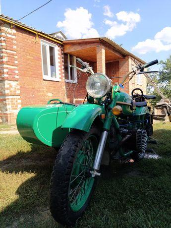 Мотоцикл Урал 83