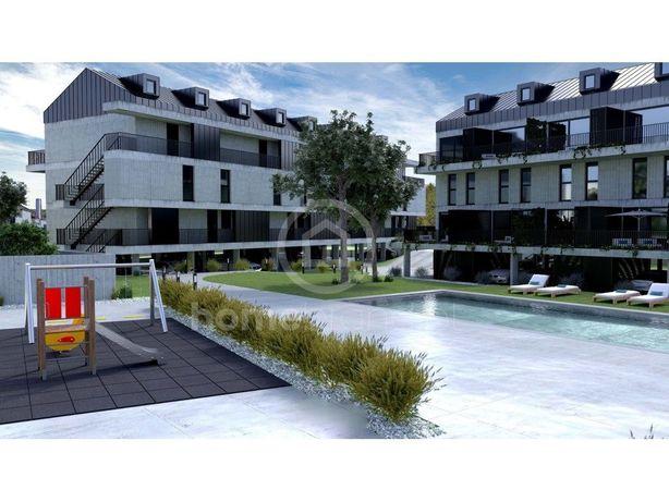 Apartamentos Novos T2, T3, T4 e T0+2 em condomínio fechad...