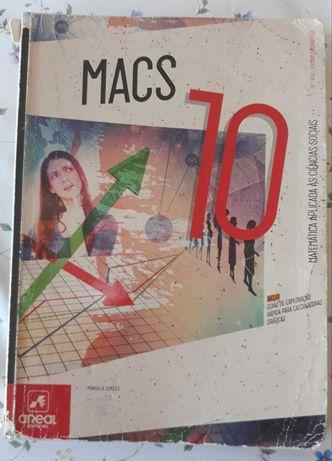 Macs 10 - Manual e livro de actividades