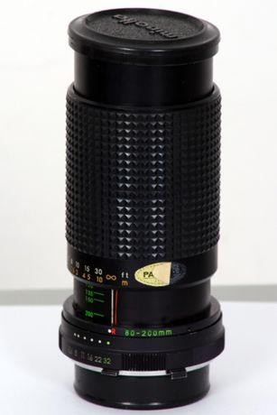 Minolta 80/200mm F 5,6 Md Unitax