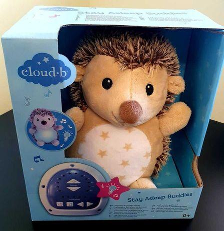 Cloud-B Pozytywka Lampka Trener Snu Jeż BGA91H
