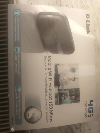 Mobilne wi-Fi Hotspot 150mbps D-Link