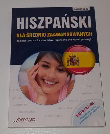 Hiszpański dla średnio zaawansowanych + CD